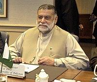Zafarullah Khan Jamali.jpg