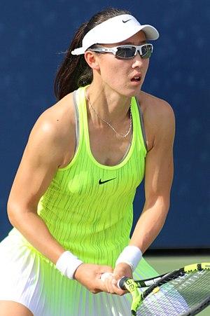 Zheng Saisai - Zheng Saisai during the 2016 US Open