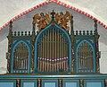 Zudar, Kirche, Orgel (2009-09-13).JPG