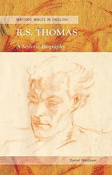 Writing Wales in English R S Thomas - A Stylistic Biography (llyfr).jpg