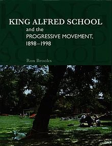 King Alfred School and the Progressive Movement 1898 1998.jpg