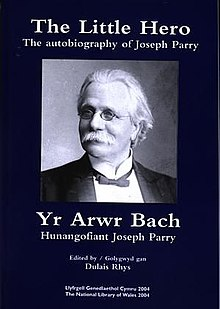 Little Hero, The - Yr Arwr Bach - The Autobiography of Joseph Parry - Hunangofiant Joseph Parry (llyfr).jpg