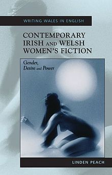 Writing Wales in English Contemporary Irish and Welsh Women's Fiction - Gender, Desire and Power (llyfr).jpg