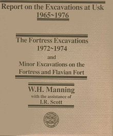 Report on the Excavations at Usk 1965 1976 4. Fortress Excavations 197 2 1974 and Minor Excavations on the Fortress and Flavian Fort, The.jpg
