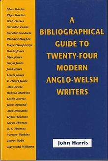Bibliographical Guide to Twenty Four Modern Anglo Welsh Writers, A.jpg
