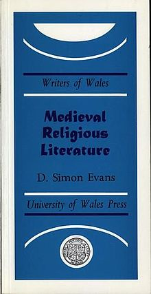 Writers of Wales Medieval Religious Literature (llyfr).jpg