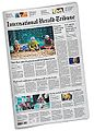 225px-International Herald Tribune front page.jpg