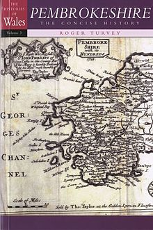 History of Wales Series Pembrokeshire The Concise History.jpg