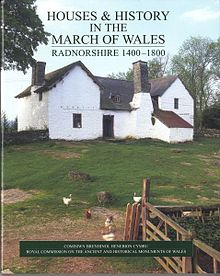 Houses and History in the March of Wales Radnorshire 1400 1800.jpg