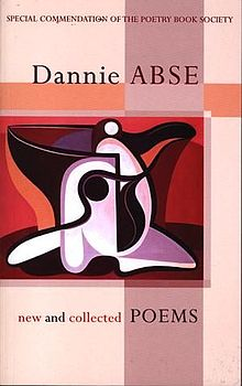 Dannie Abse - New and Collected Poems (llyfr).jpg