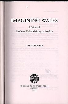 Imagining Wales - A View of Modern Welsh Writing in English (llyfr).jpg
