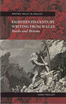Writing Wales in English Eighteenth Century Writing from Wales - Bards and Britons (llyfr).jpg