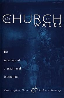 Church in Wales, The The Sociology of a Traditional Institution.jpg