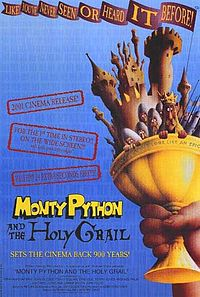 Poster 2001 Monty Python and the holy grail.jpg