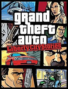 Cover art of Grand Theft Auto: Liberty City Stories
