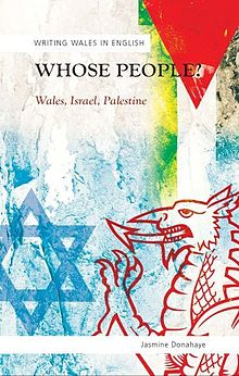 Writing Wales in English Whose People? Wales, Israel, Palestine (llyfr).jpg