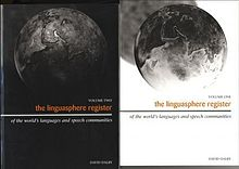 Linguasphere Register of the World's Languages and Speech Communities, The Volumes One and Two.jpg
