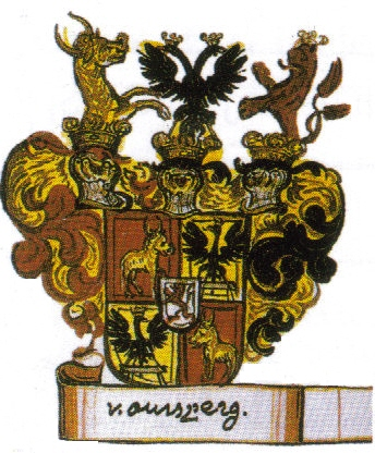 Coat of Arms of the House of Auersperg
