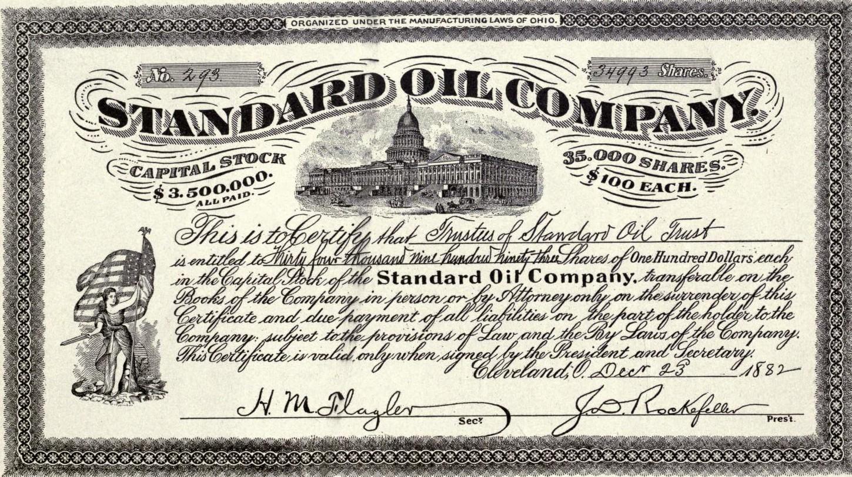 Oil Aktie