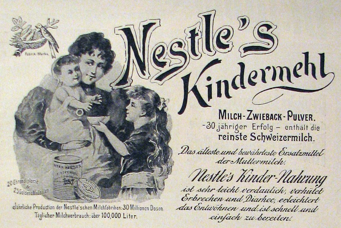 Резултат с изображение за Heinrich Nestle