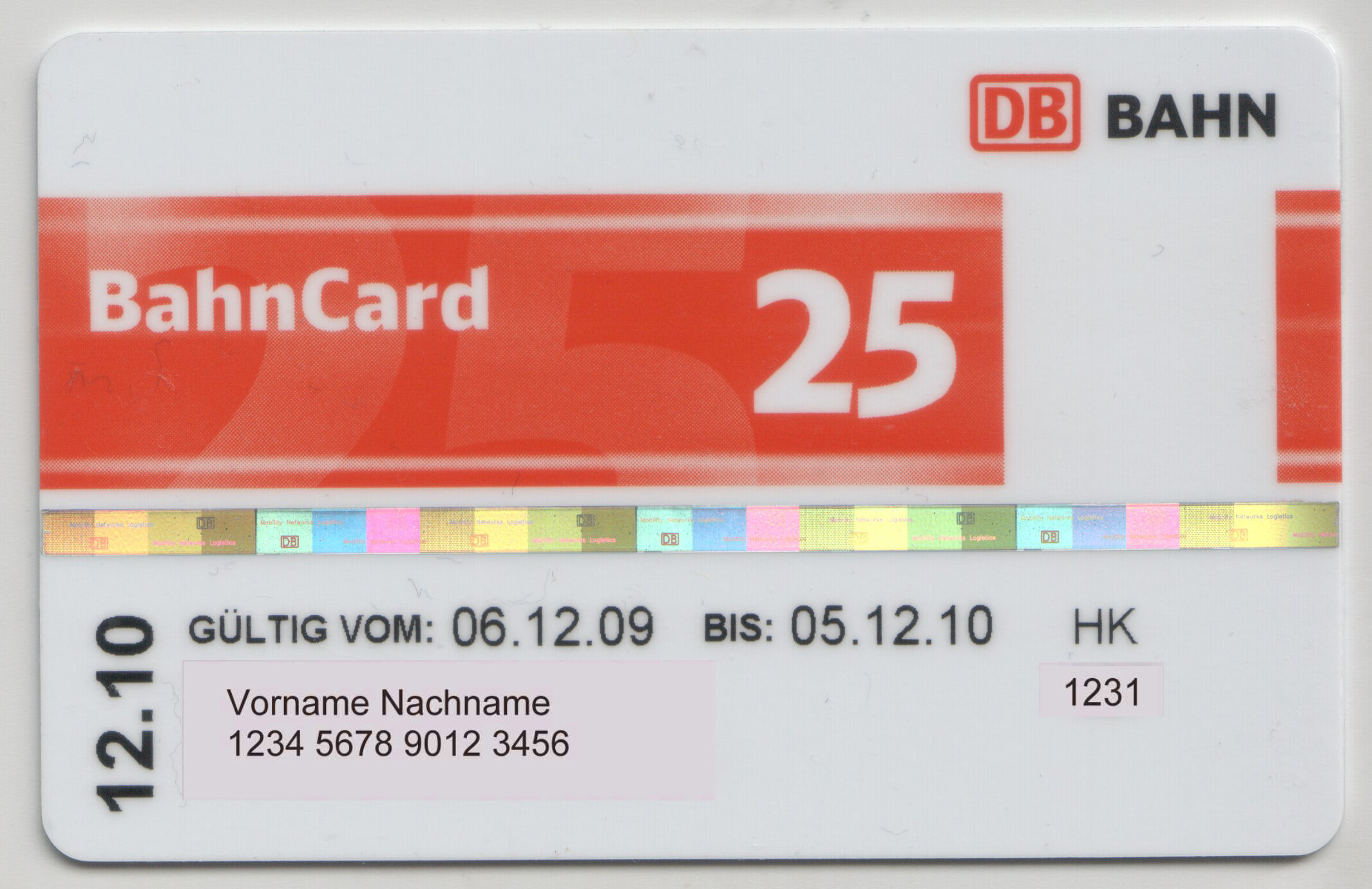 Bayernticket single bahncard 25