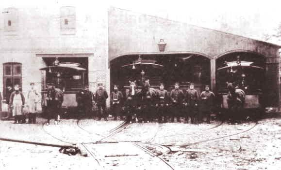 Stra enbahn oldenburg wikipedia for Depot oldenburg