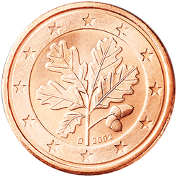 Auflagen Der Deutschen Euromünzen Wikiwand