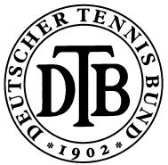 Bildergebnis für deutscher tennisbund logo