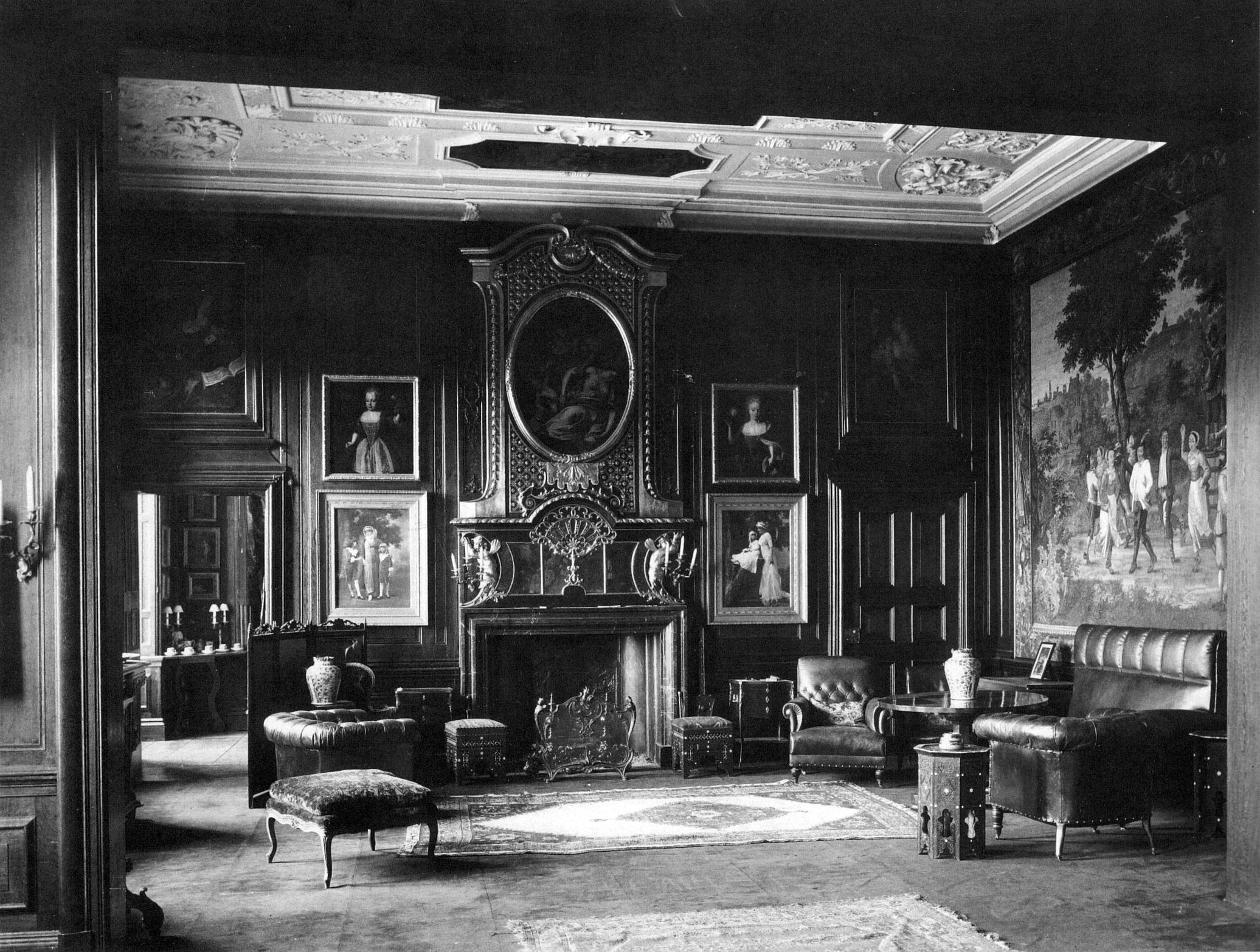 Schloss Nordkirchen, Olympzimmer, c. 1901-12.jpg