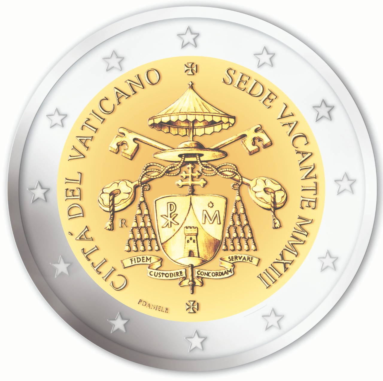 vatikanstadt euro