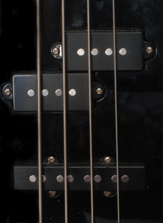 Großartig Bassgitarre Pickup Verkabelung Galerie - Der Schaltplan ...