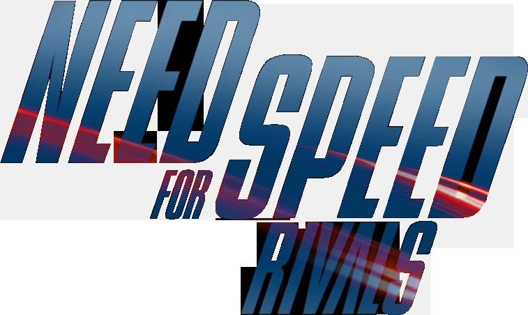 Надпись need for speed 8