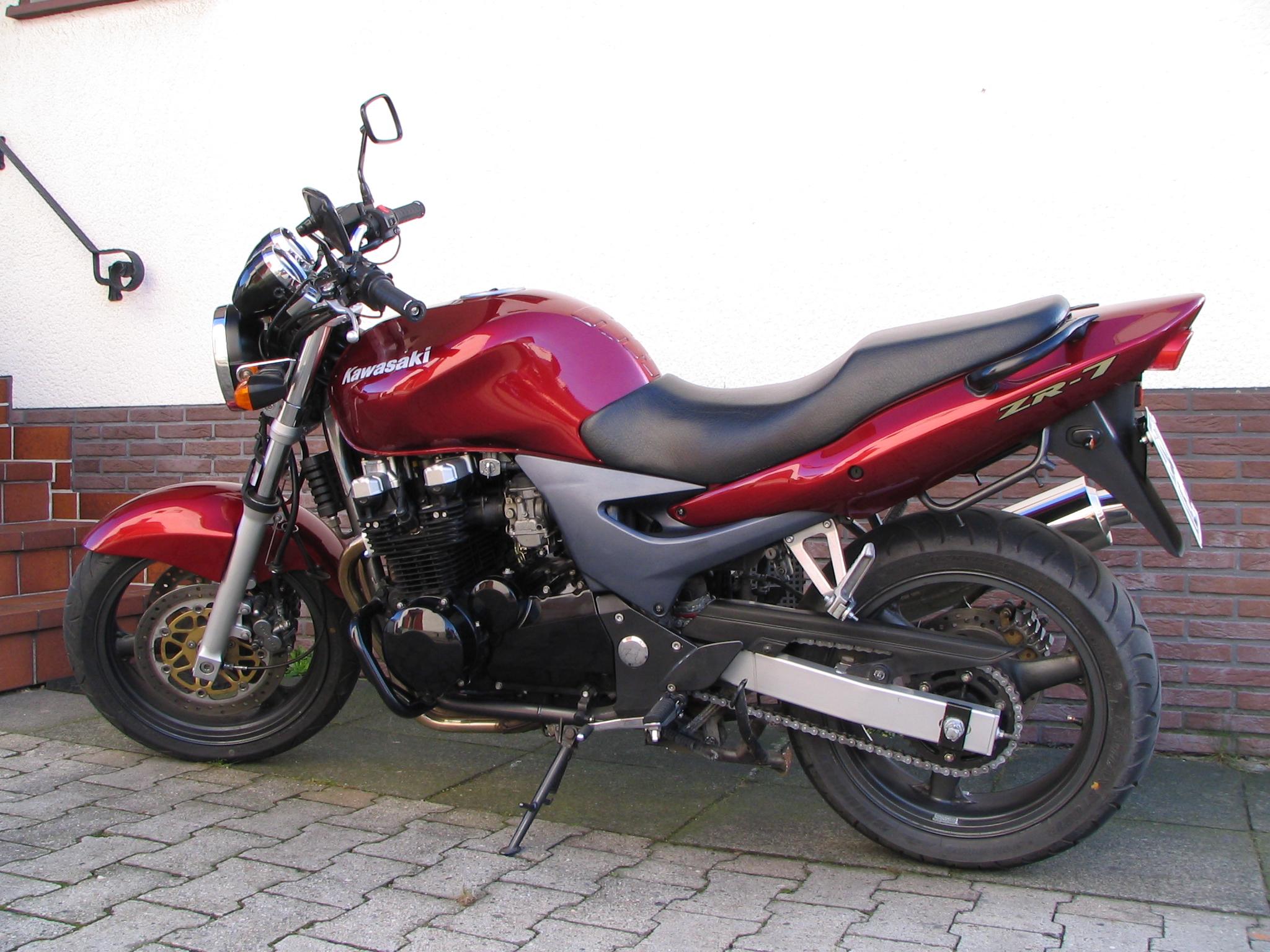 Replacement For Kawasaki Ninja R