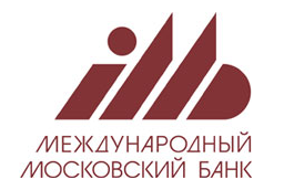 International Moscow Bank Logo (veraltet)