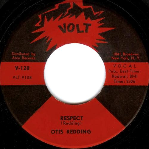 Otis Redding Respect These Arms Of Mine