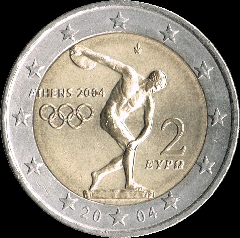 Griechenland 2004: Olympische Sommerspiele in Athen