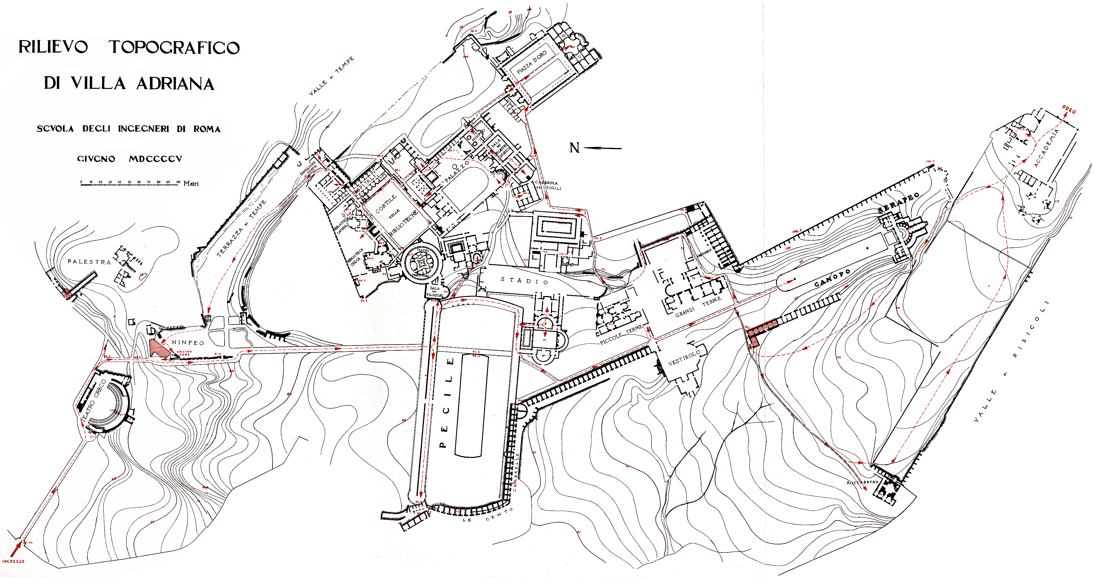 Villa D Este Valigia Combinazione