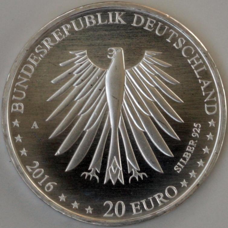 Datei20 Euro Münze Rotkäppchen Wertseitejpg Wikipedia