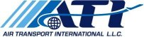 Logo der Air Transport International
