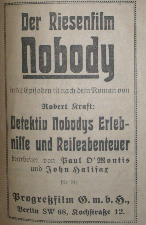 Mr. Nobody – Wikipedia, wolna encyklopedia