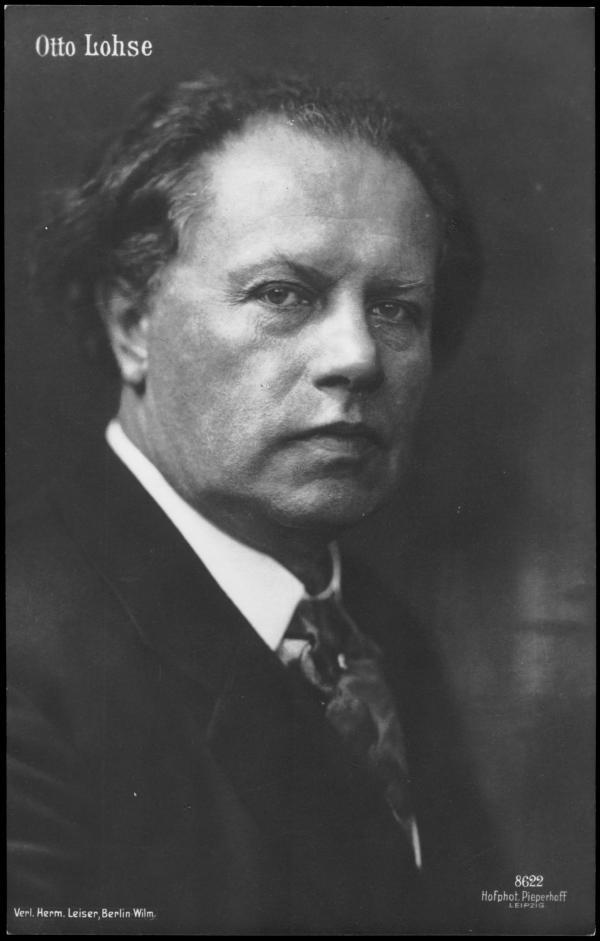 Otto Lohse
