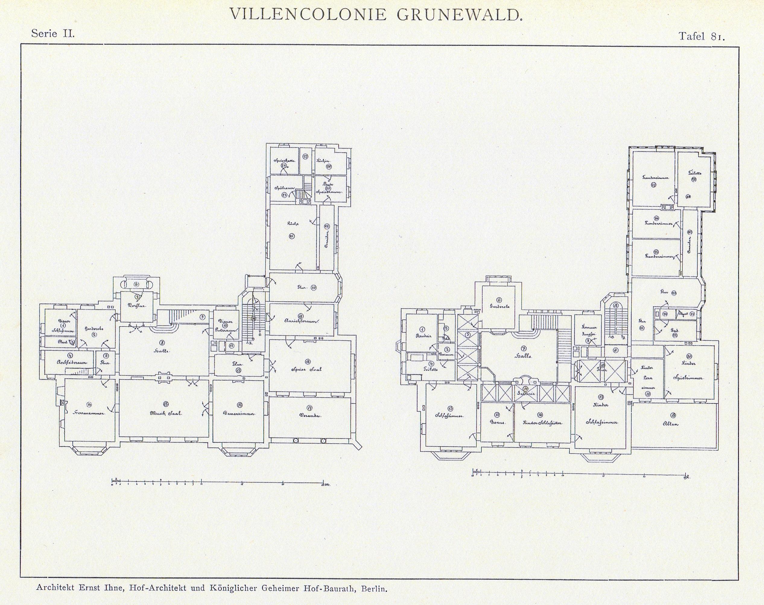 datei landhaus mendelssohn gebaude grundrisse erdgeschoss u obergeschoss jpg