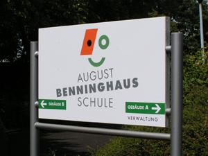 Stolperstein August Benninghaus