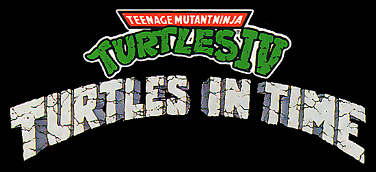 Teenage Mutant Ninja T...K Logo 3d