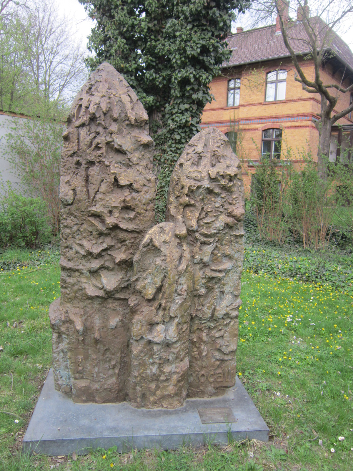 Khojaly Massacre Memorial in Berlin.jpg