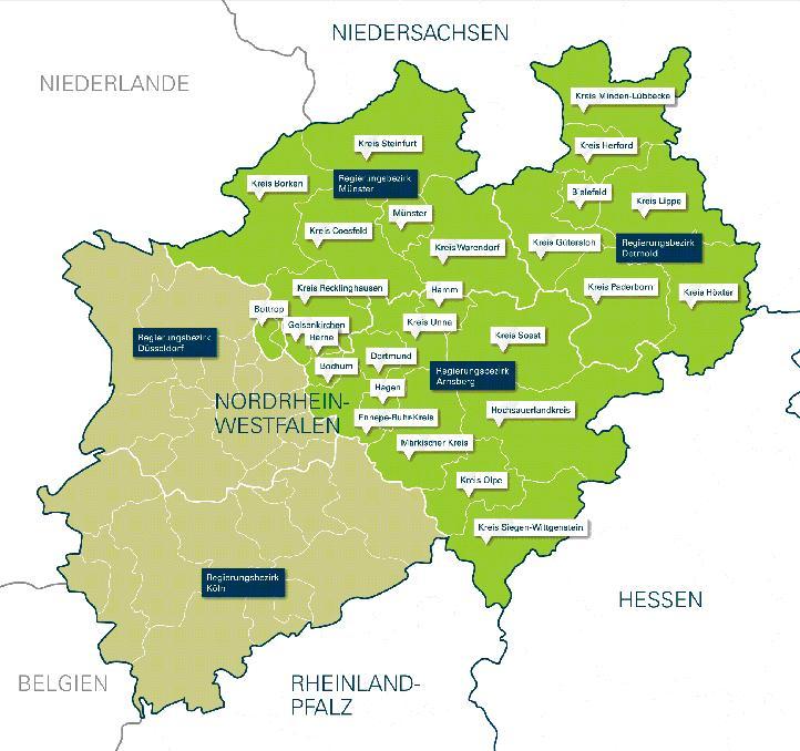 Karte Von Nrw.Datei Karte Nrw W L Jpg Wikipedia