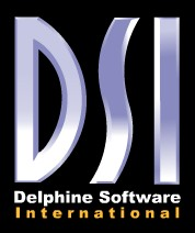 Logo der Delphine Software International Studios