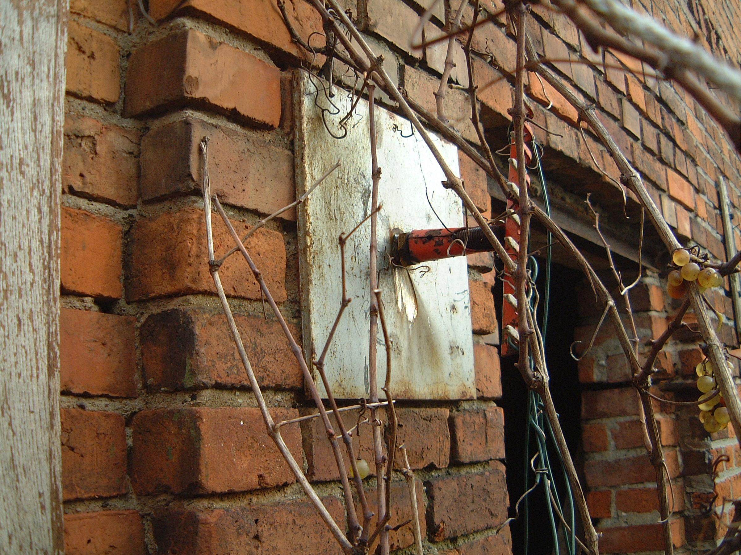 Mauert man gewölbe wie ein Richtig Mauern