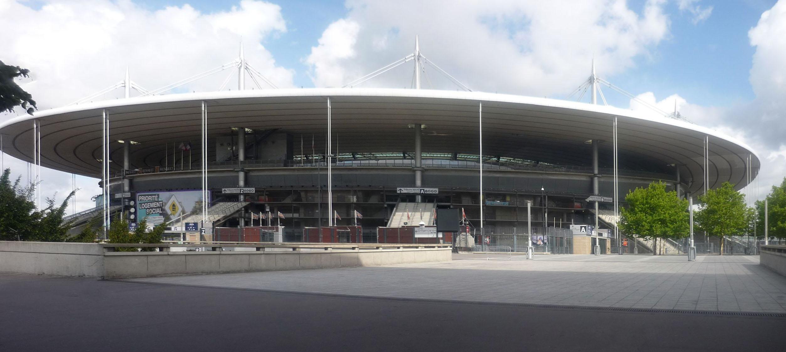 Stade De France Team Building  Juin Pelouse Ouverte