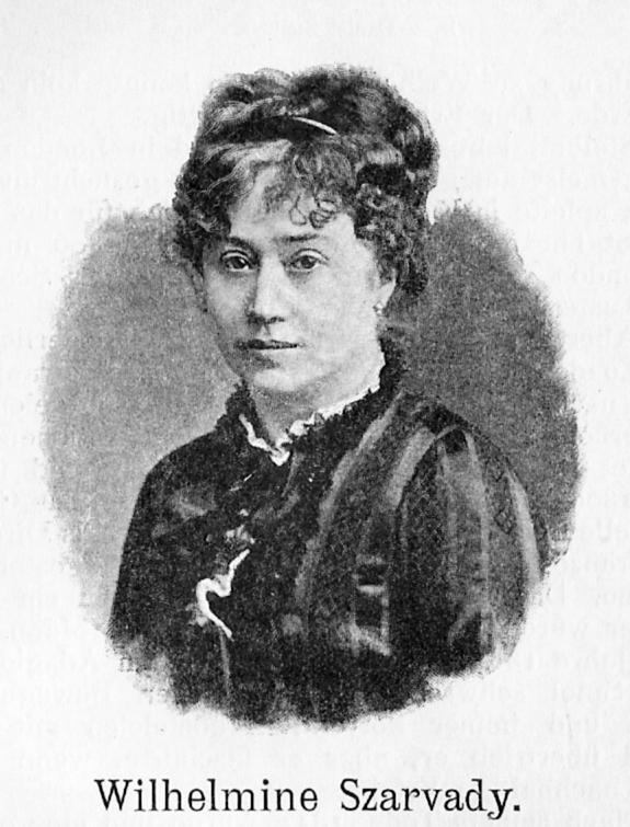 Wilhelmine Clauss Szarvady Wikipedia